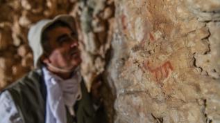 Heyecanlandıran keşif: 2 bin 500 rakımlı dağdaki mağarada bulundu!