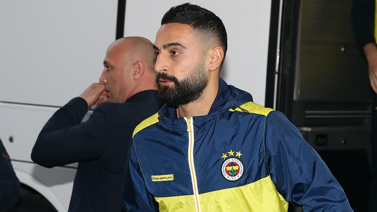 Galatasaray'da Belhanda'nın yerine Mehmet Ekici