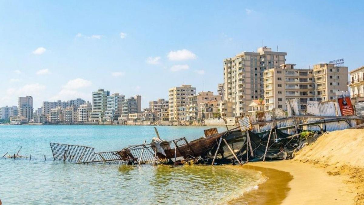 Kıbrıs'ın hayalet şehri kapalı Maraş açılıyor mu?