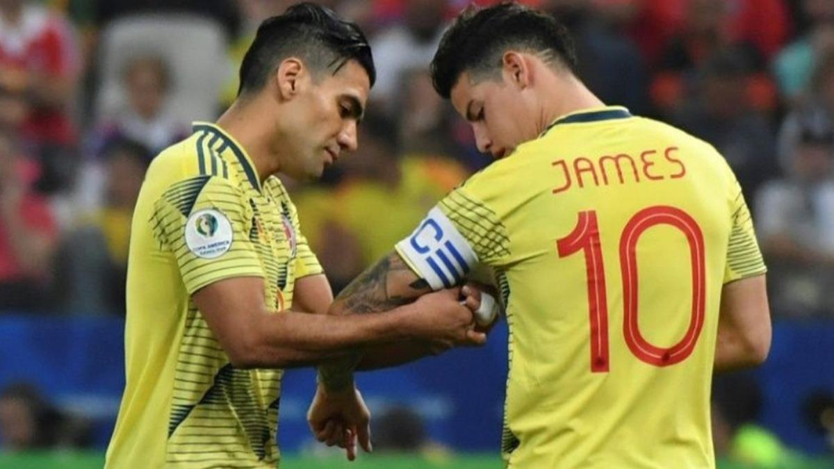 James Rodriguez ile görüşme gerçekleşti! Galatasaray teklifini yaptı