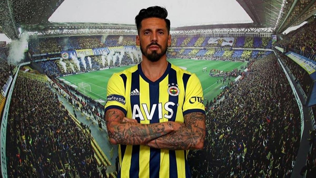 Jose Sosa'dan Trabzonspor açıklaması! 'Türkiye'nin en büyüğü Fenerbahçe'