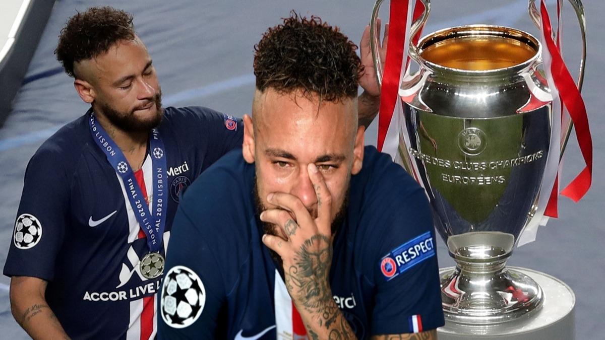 Tüm dünya bu görüntüleri konuşuyor! Bayern Münihliler bile Neymar'a koştu