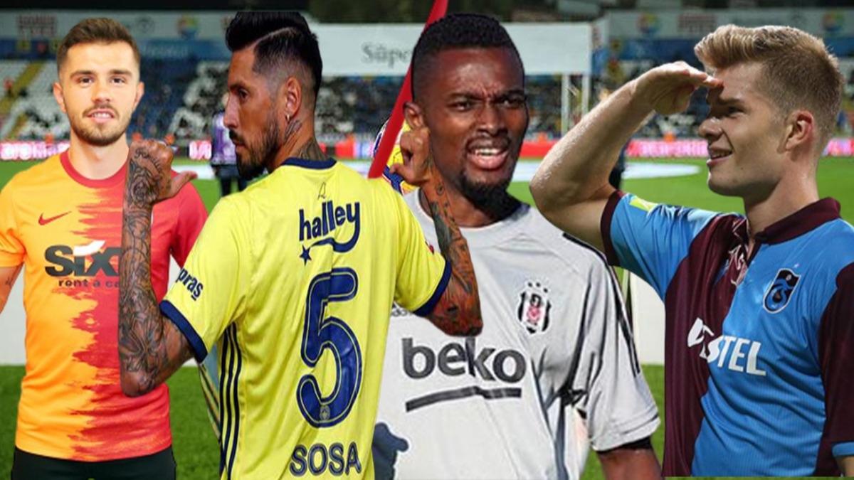 Süper Lig'de 42 haftanın fikstürü! Tüm maçların haftalık listesi