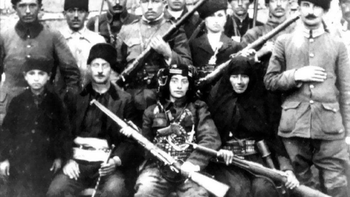 Büyük Zaferlerin cesur ve fedakar Türk kadınları