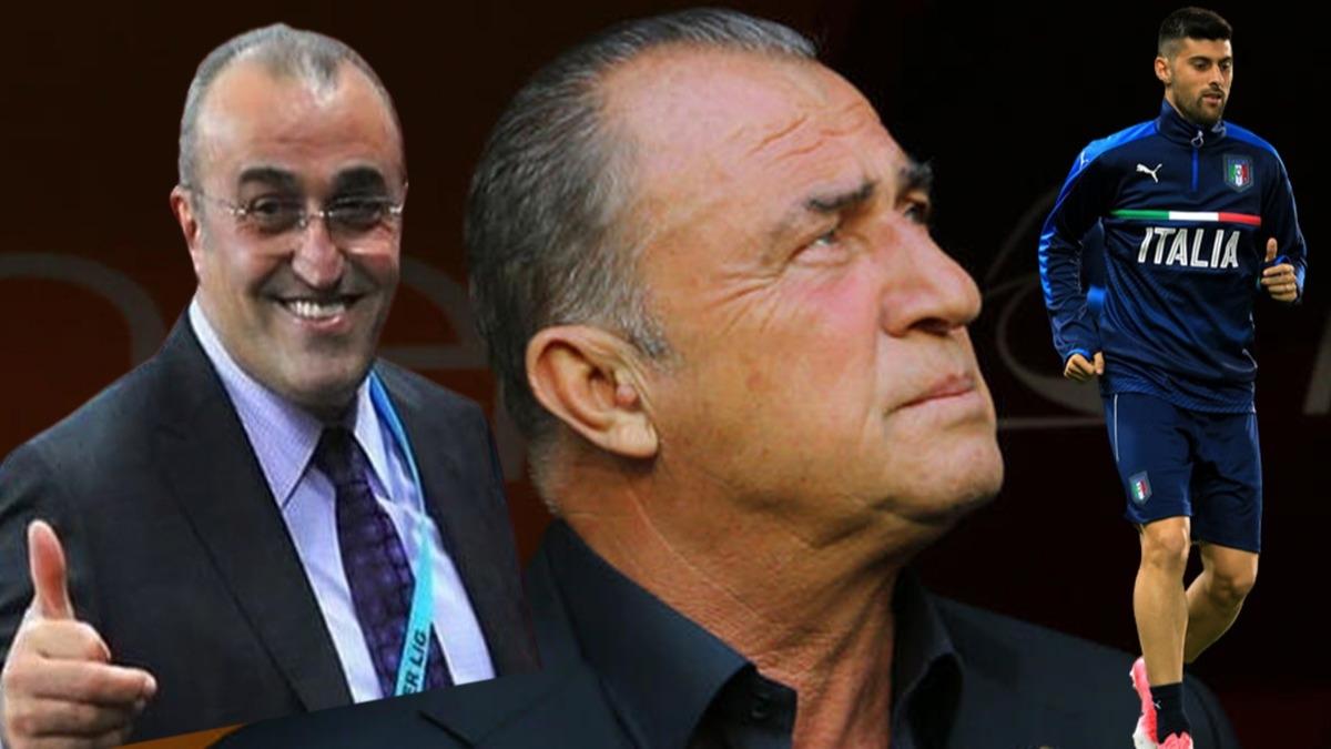 Galatasaray taraftarına orta saha müjdesi! Fatih Terim transferi bizzat bitirdi