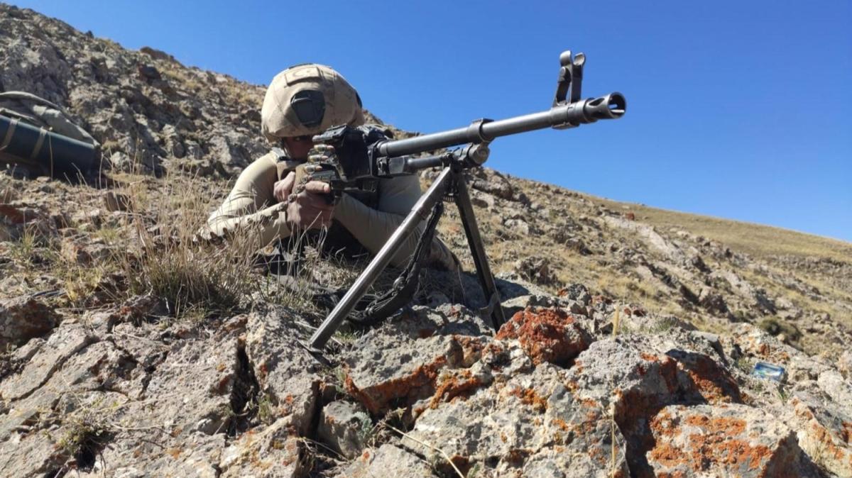 'Yıldırım-10 Norduz' operasyonu ile PKK'nın inlerine kadar giriliyor