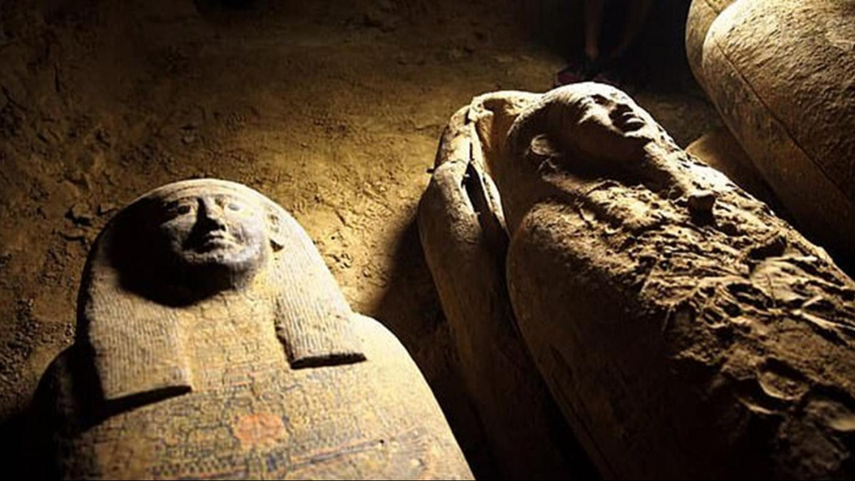 Tam 2 bin 500 yıllık! Mısır'da heyecanlandıran keşif