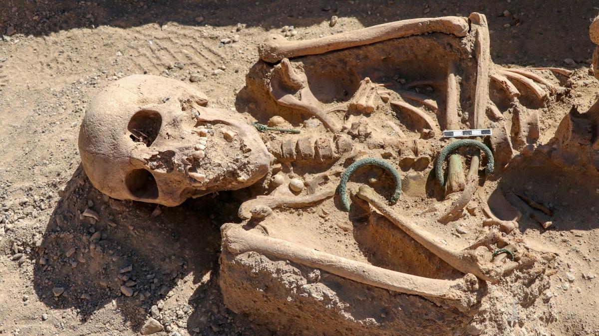 Heyecanlandıran keşif: Bu evlilik sözleşmesinin arkeolojik buluntularından ilki olabilir