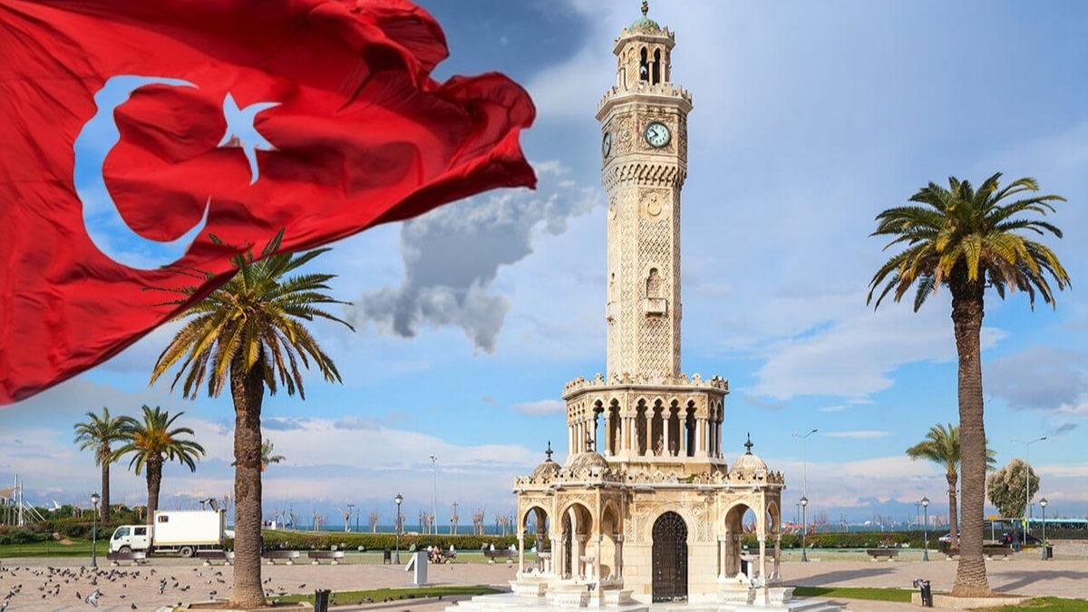 Bugün günlerden İzmir! 9 Eylül kutlama mesajları...