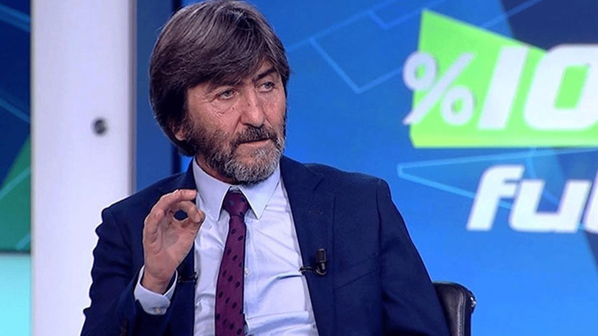 Rıdvan Dilmen yıldız oyuncuya övgüler dizdi! 'En az 25 gol atar'