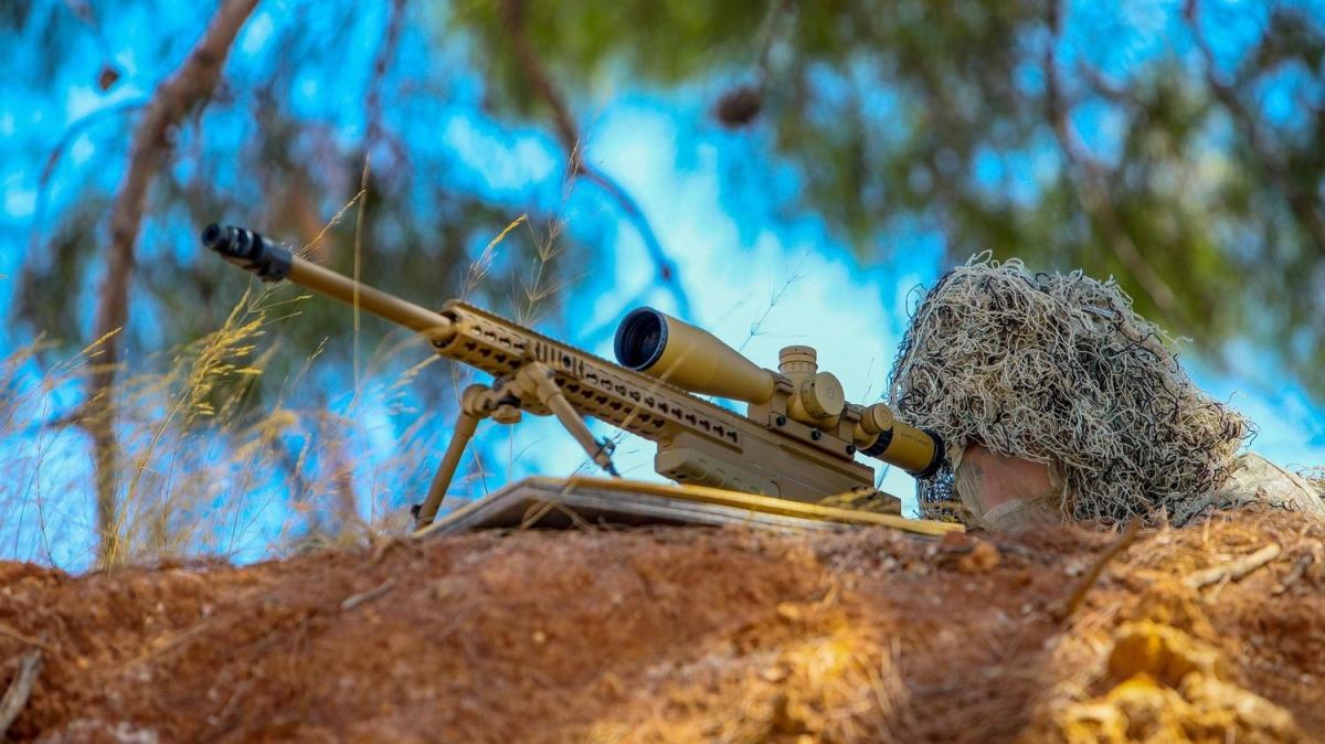 Devletin 'çelik bileği'ne yerli silah! Hedefi 12'den vuruyor