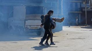 Hint güvenlik güçleri ile direnişçiler arasında çatışma!