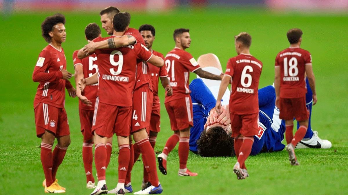 Bayern Münih gol olup yağdı! Bundesliga'da tarihi sezon açılışı