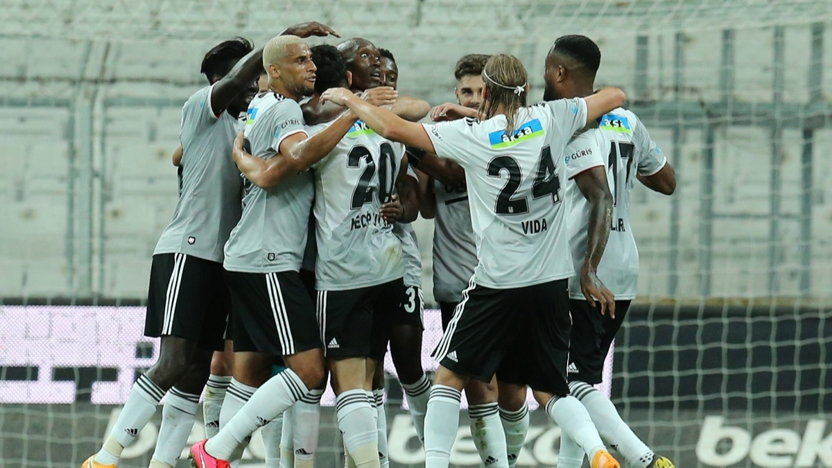75 maç sonra bir ilk yaşandı! Beşiktaş maçına damga vurdu