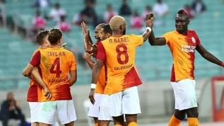 Cimbom Avrupa sahnesinde! İşte Galatasaray'ın Hajduk Split maçı 11'i