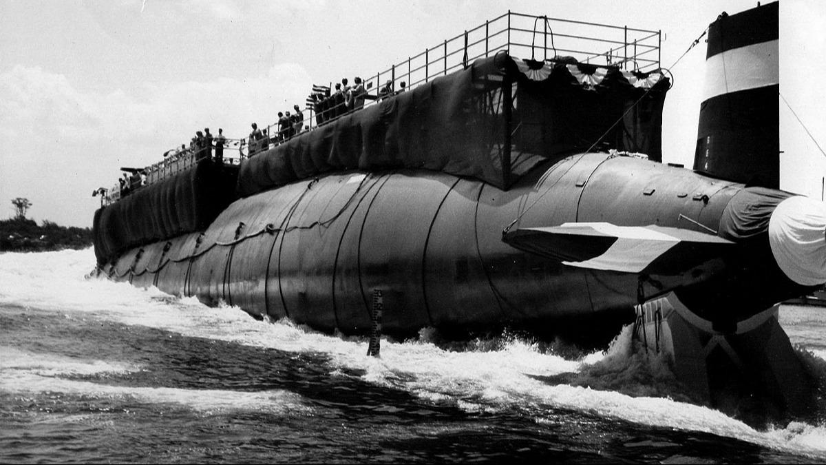 ABD tarihindeki en ölümcül denizaltı felaketi! 1963 USS Thresher'ın belgeleri yayınlandı