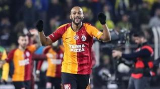 Marcao Galatasaray'a veda ediyor