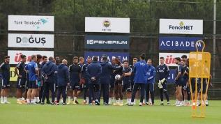 Samatta derbide oynayacak mı? İşte Fenerbahçe'nin muhtemel 11'i