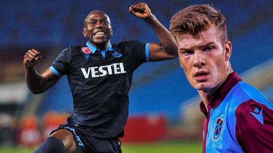 Trabzonspor'da Sörloth'un yerine geldi tarihe geçti! Afobe'den inanılmaz istatistik