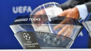 İşte Başakşehir'in Şampiyonlar Ligi'ndeki muhtemel rakipleri