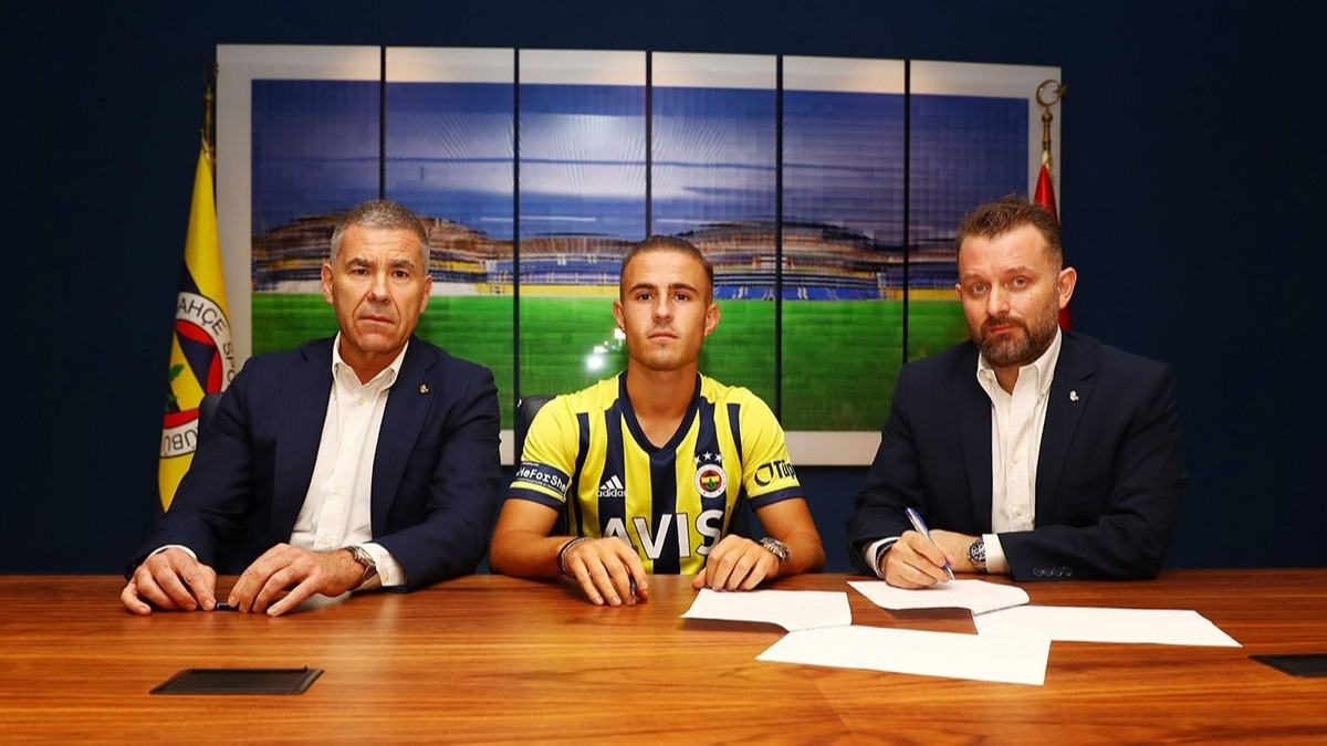 Fenerbahçe'nin Pelkas transferinde ilginç ayrıntı