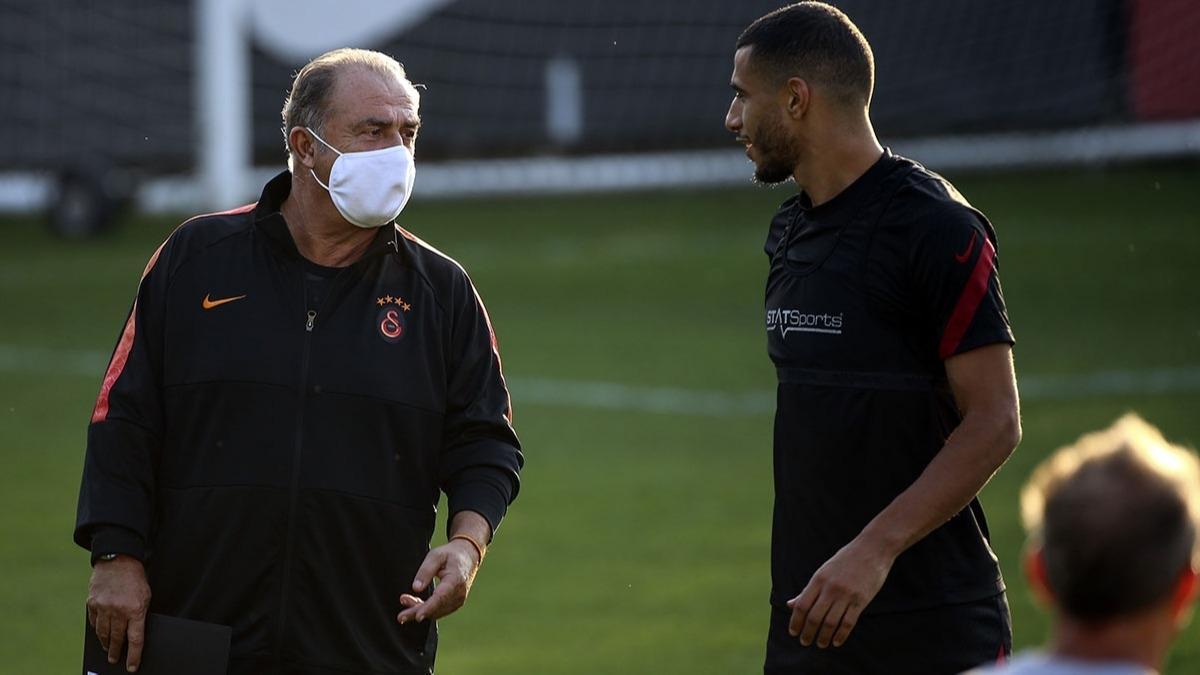 Transfer dönemi bitti ama Belhanda Galatasaray'dan ayrılabilir