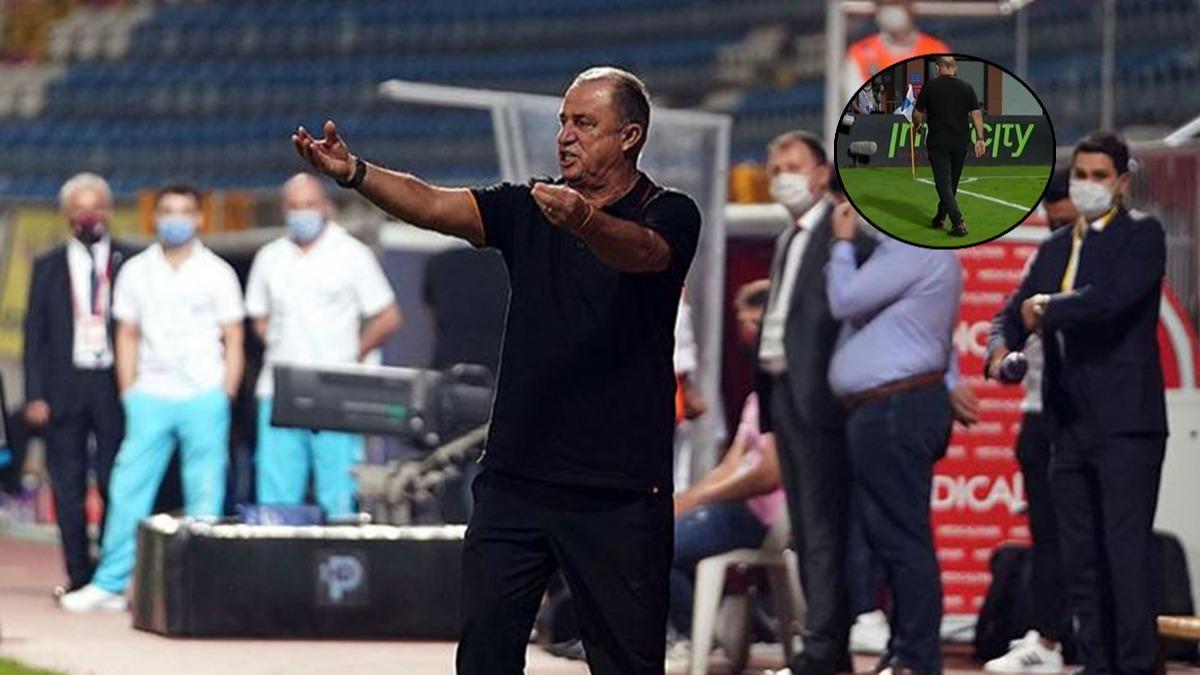 Fatih Terim'e sert eleştiri! 'Kasımpaşa maçında sahadan kaçtı'