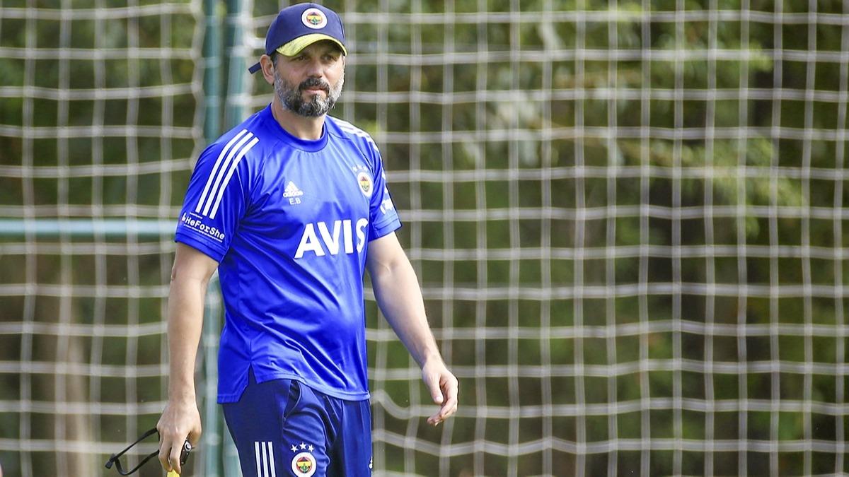 Erol Bulut, Fenerbahçe'nin teklifinden önce anlaştığı takımı açıkladı