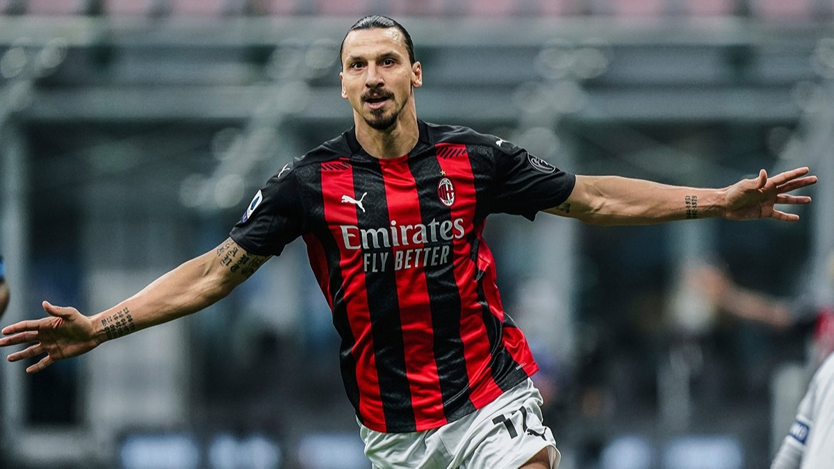 Koronavirüsü yendi derbiye damga vurdu! Ibrahimovic 39 yaşında Inter'i devirdi