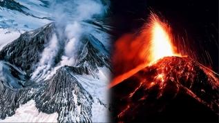 İşte dünyanın en tehlikeli volkanları