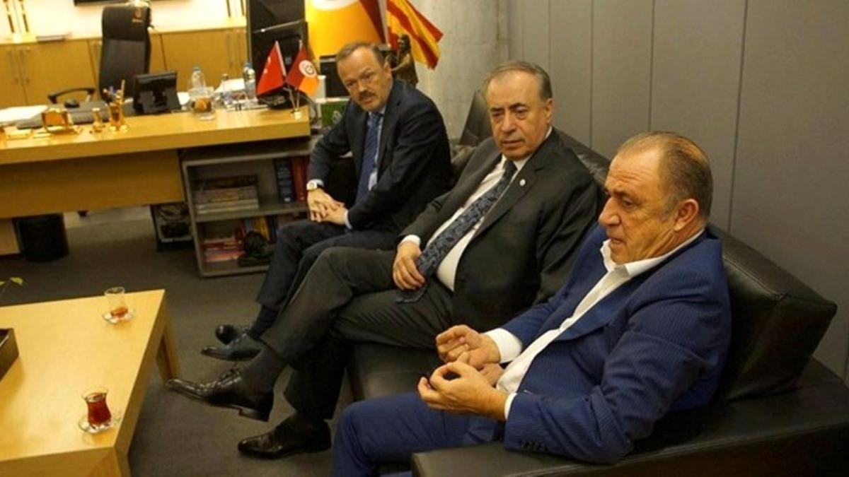 İşte Galatasaray'daki kritik toplantının detayları