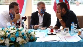 İşte Trabzonspor'un teknik direktör adayları