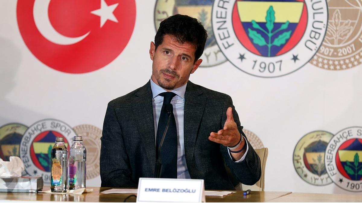 Emre Belözoğlu'ndan Ömer Faruk Beyaz'ın sözleşmesiyle ilgili önemli açıklama