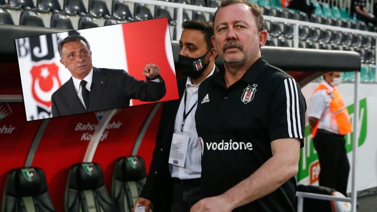 Başkan Çebi ve Sergen Yalçın'dan kritik görüşme!