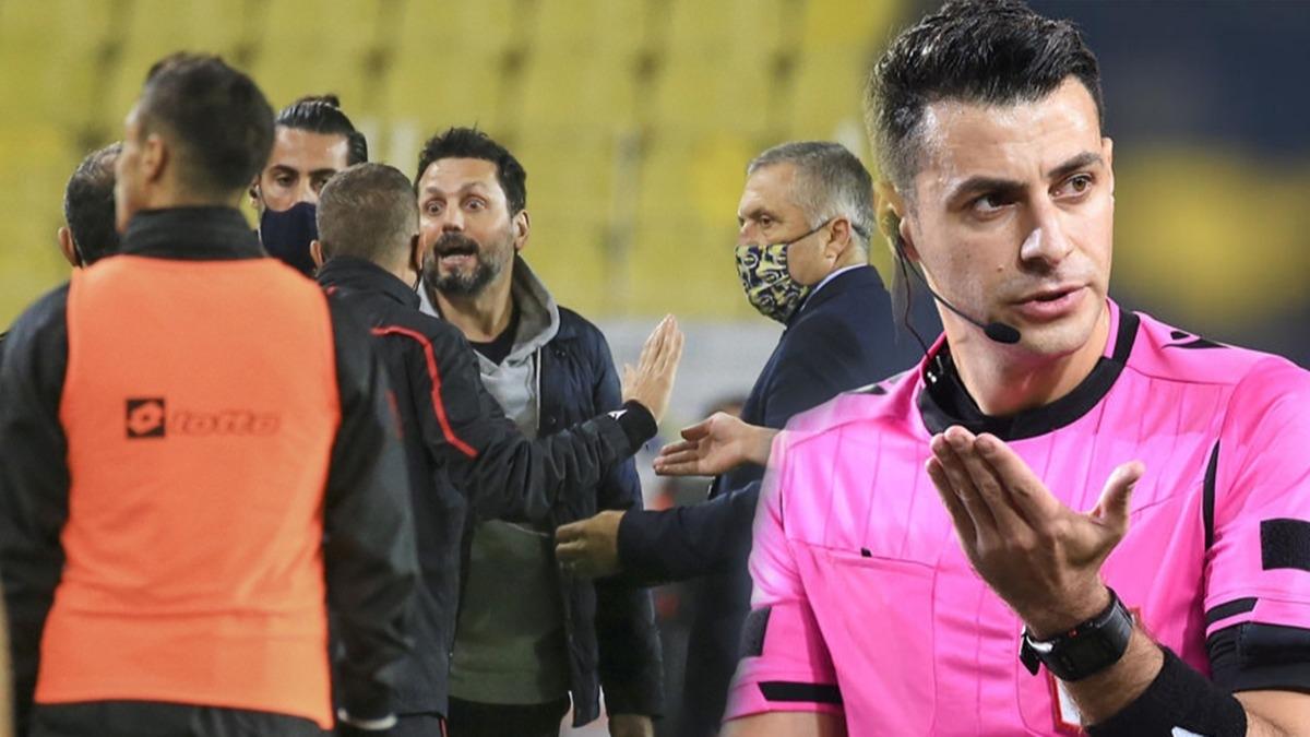 Fenerbahçe - Konyaspor maçı mahkemeye taşınıyor! 3 kişi hakkında suç duyurusunda bulundular