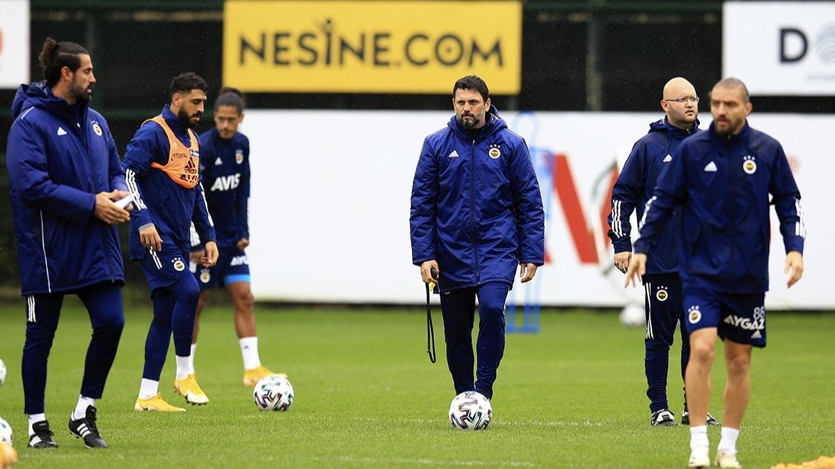Fenerbahçe'de kadro dışı kararı! Erol Bulut takımda görmek istemiyor