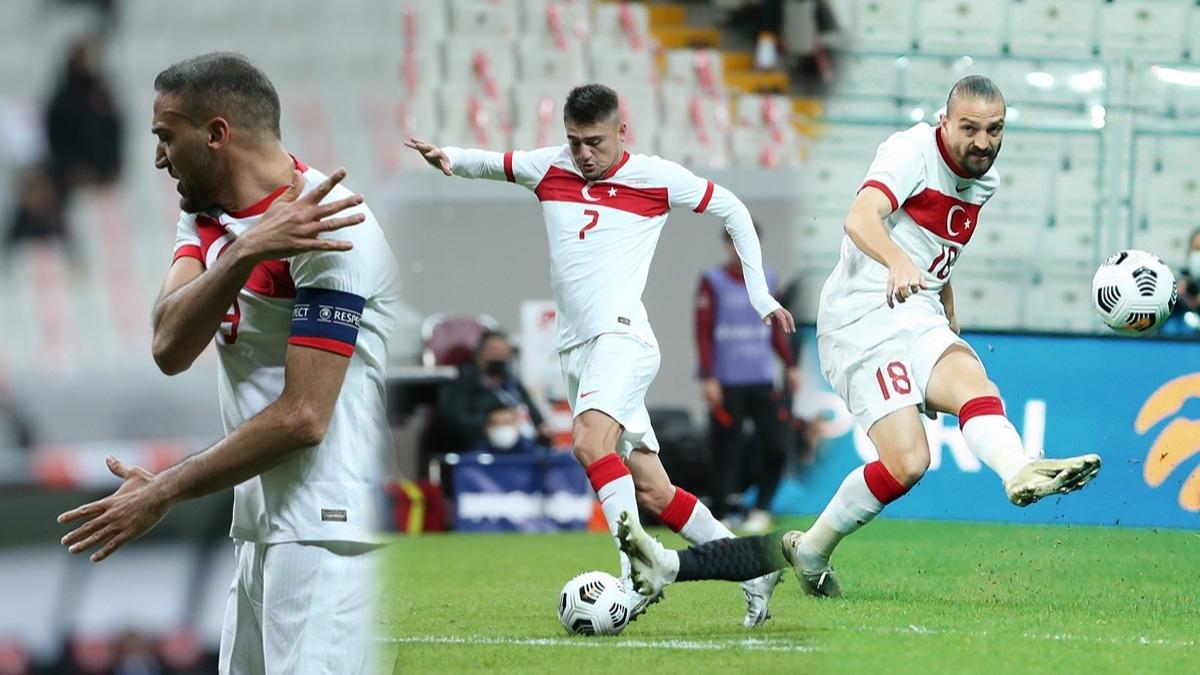 Türkiye Hırvatistan maçına damga vuran an! Yıllar sonra bir ilk yaşandı