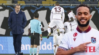 Trabzonspor maçına damga vurdu, tam 4 yıl sonra ilk kez