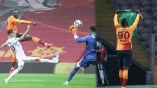 Çarpıcı istatistiğe imza attı! Diagne'nin golü olay oldu, Galatasaray tarihine geçti