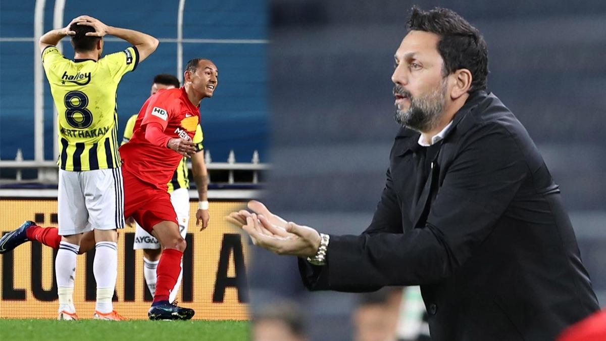 Yeni Malatyaspor'a 3-0 yenilgi sonrası... Fenerbahçe tarihinde bir ilk!