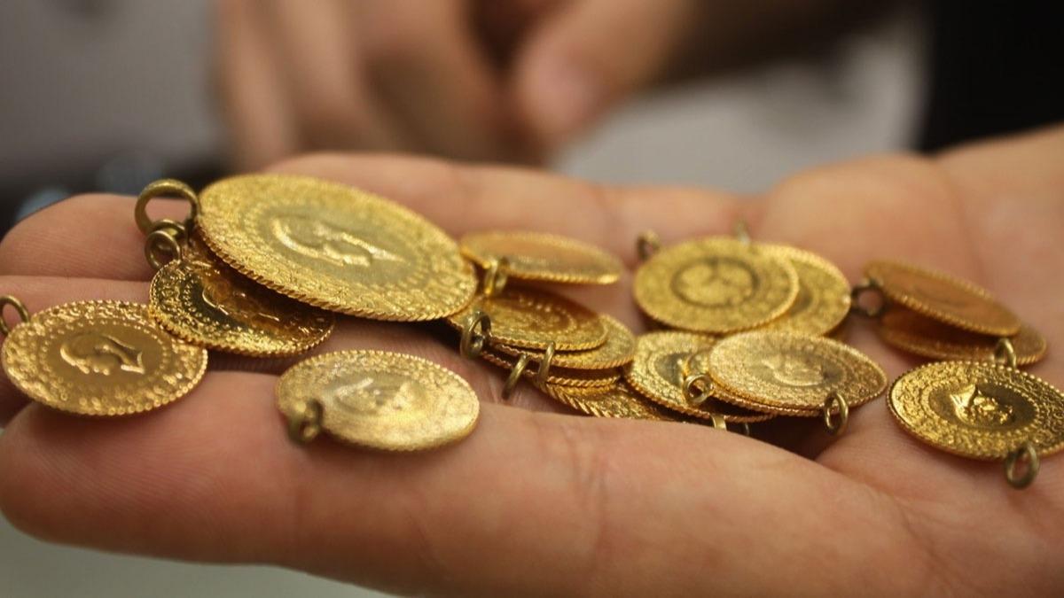 Çeyrek altın kaç lira? 14 Aralık 2020 serbest piyasada altın fiyatları