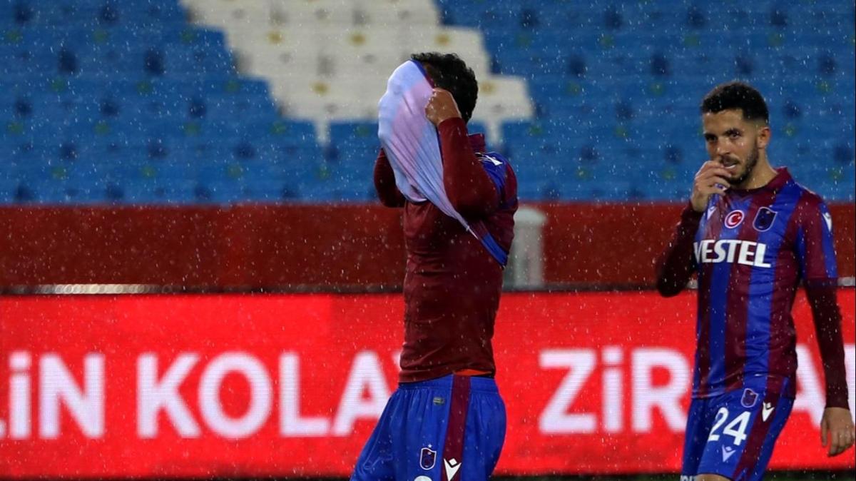 Trabzonspor fena karıştı! 'Sefilleri Vitor Hugo da kurtaramadı'