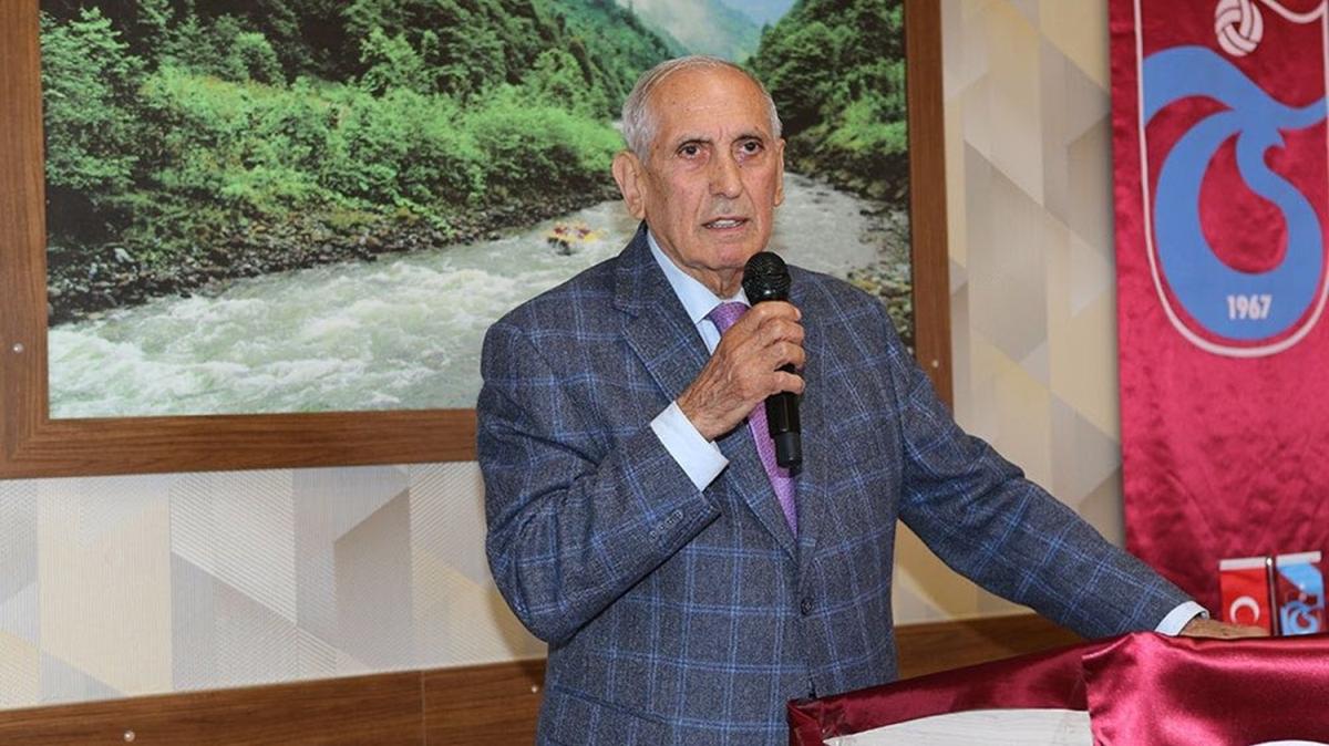 Trabzonspor'un efsane ismi Özkan Sümer vefat etti! İşte 'Futbolun bilge insanı'nın hayatı