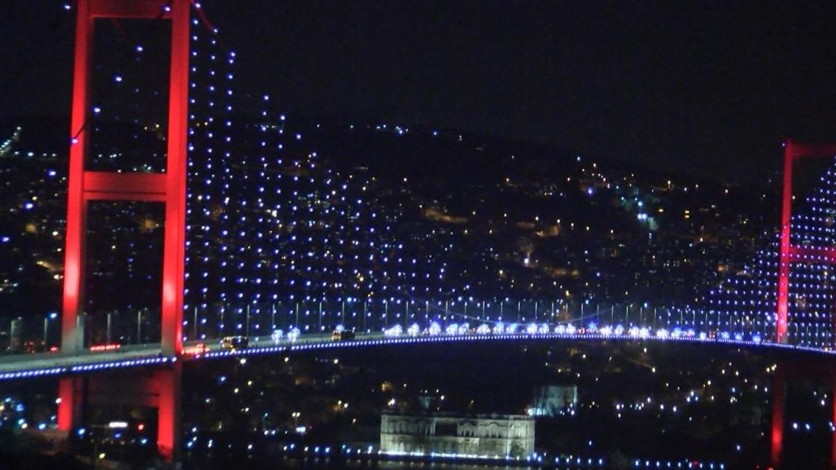 Ankara'dan yola çıkan 61 ambulans İstanbul'a geldi