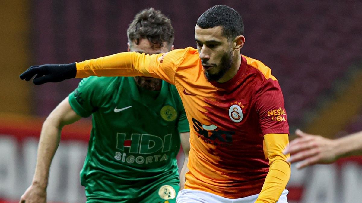 Galatasaray'dan Belhanda'ya yeni sözleşme! Detaylar belli oldu...