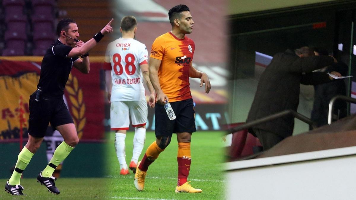 O karar sonrası ortalık yıkıldı! Galatasaray'da Falcao depremi