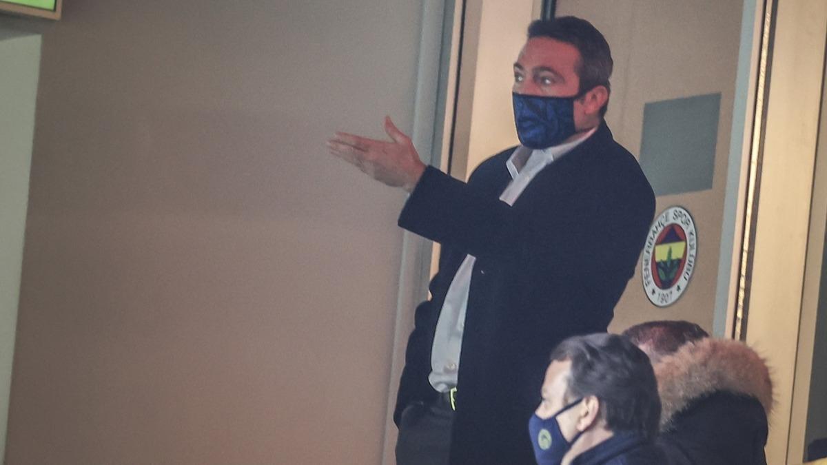 Kasımpaşa-Fenerbahçe maçı sonrası Ali Koç'tan flaş VAR tepkisi! 'Enteresan olaylar yaşanıyor, kabus gibi bir...'