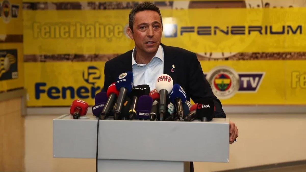 'Suçtur ve üstüne gidilmelidir' Ali Koç'tan Mesut Özil ve Galatasaray sözleri: Hodri meydan