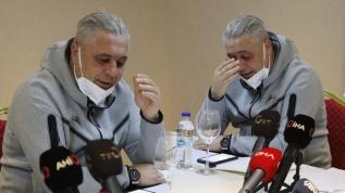 Marius Sumudica gözyaşlarına engel olamadı! Türkiye'den böyle ayrıldı