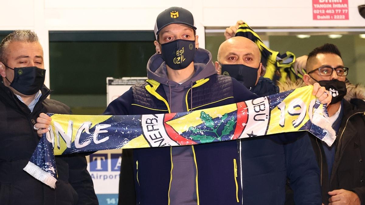 Fenerbahçe ve Mesut Özil dünyanın gündeminde